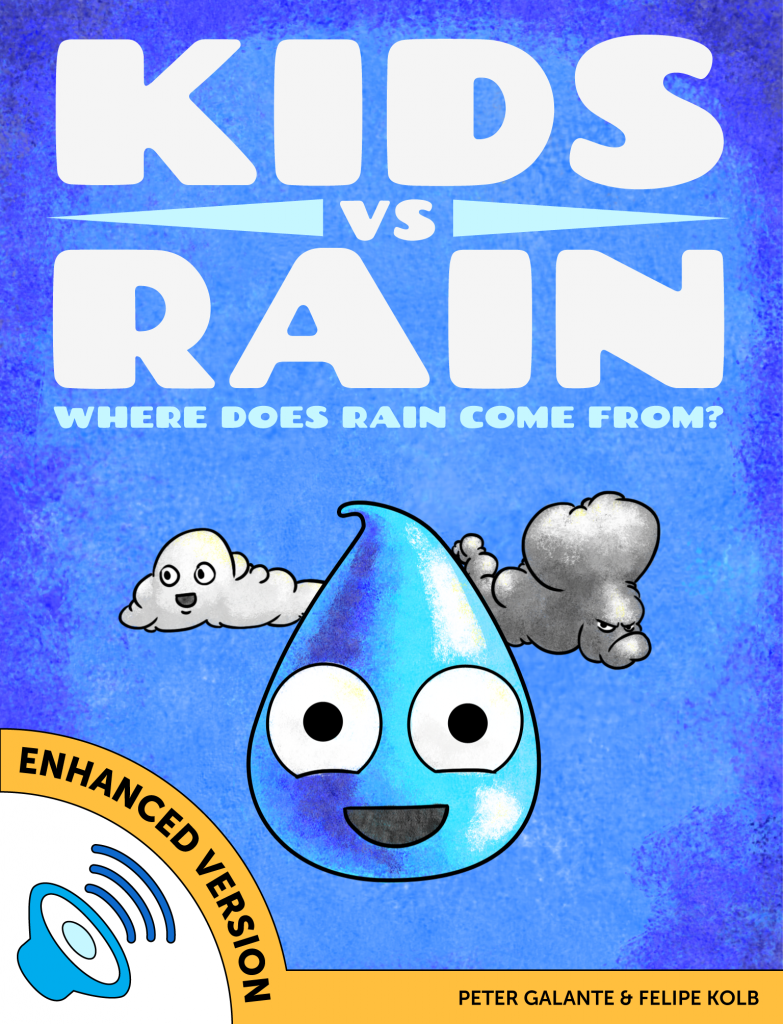 Kids vs Rain - Where Does Rain Come From