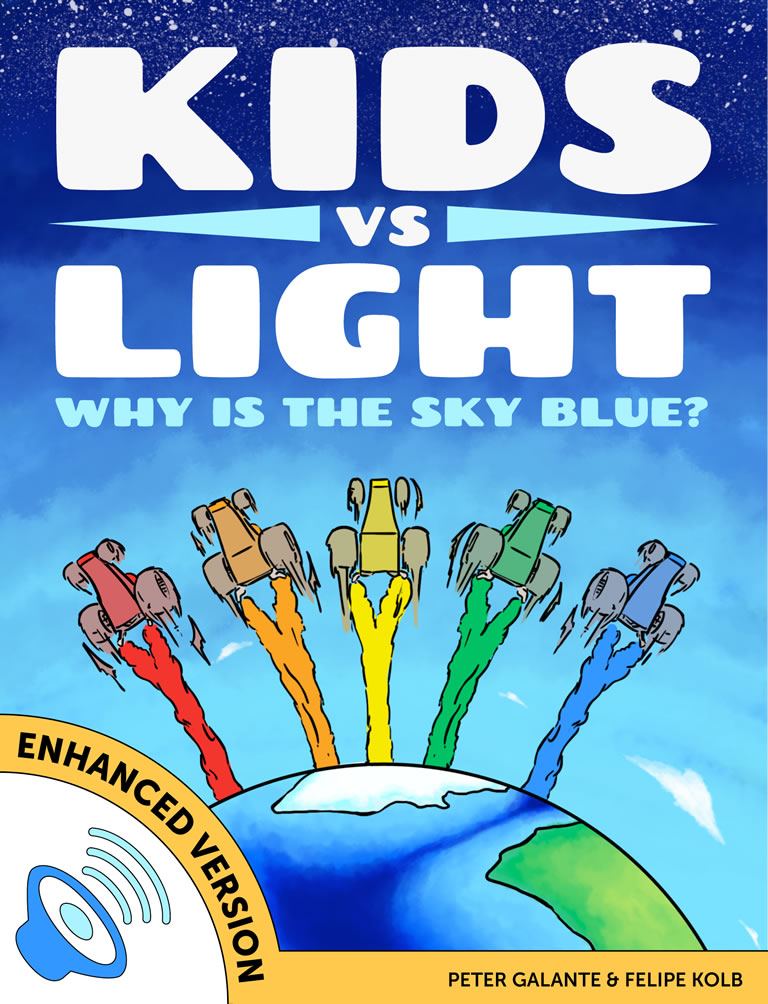 Kids vs Light - Why Is The Sky Blue