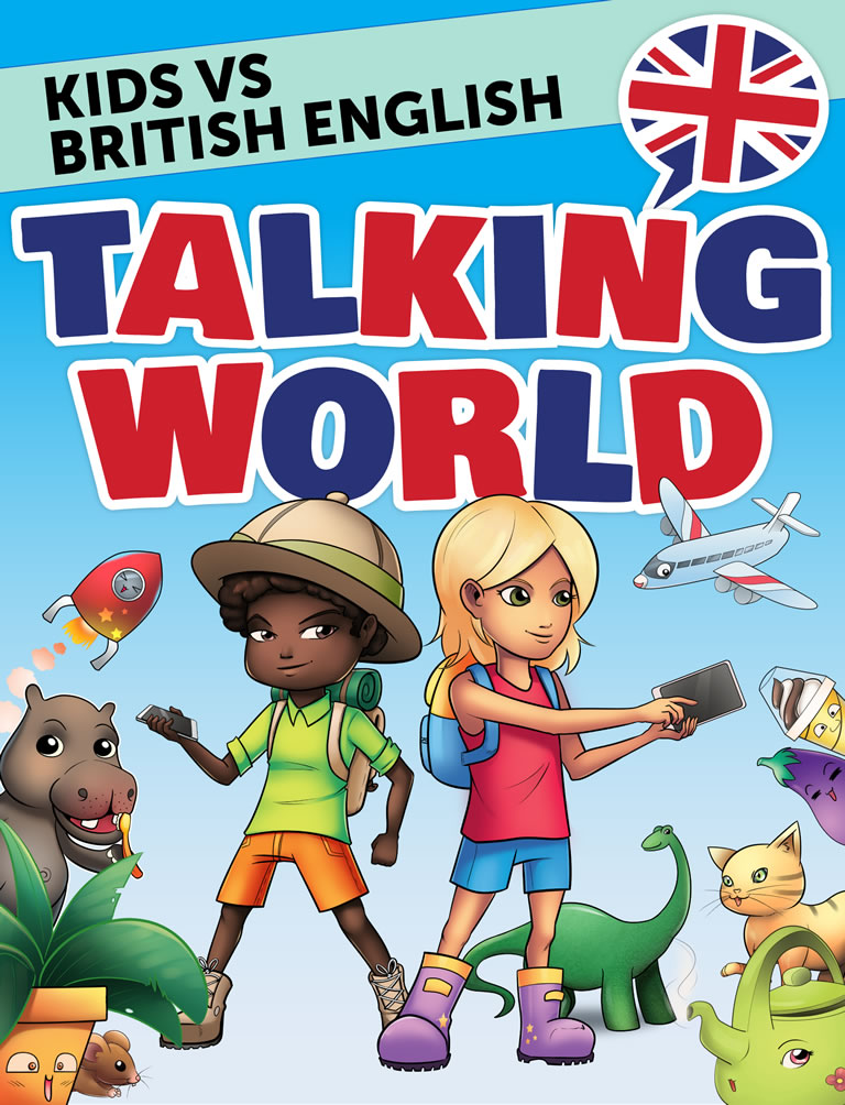 Kids vs British English - Talking World