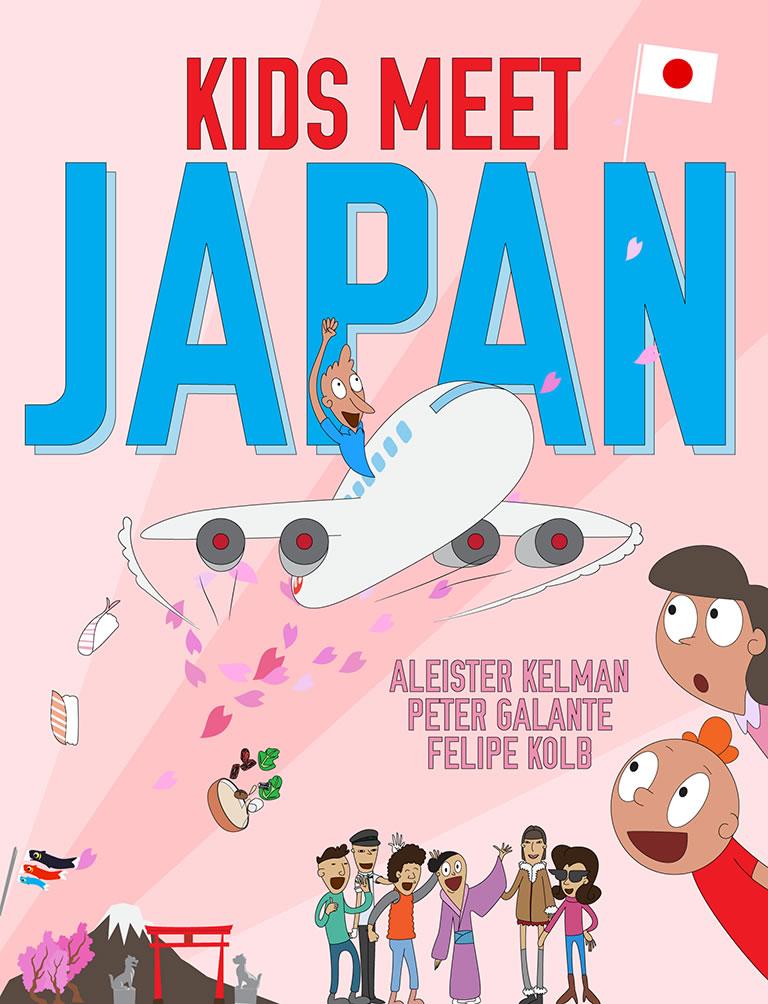 Kids Meet Japan