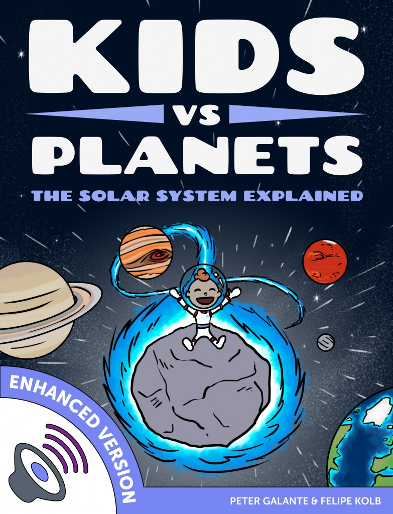 Kids vs Planets Enchanced AK